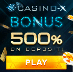 Casino-X Review And Bonus