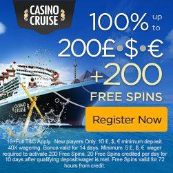 Casino Cruise Review And Bonus