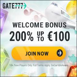 Gate777 Casino Review And Bonus
