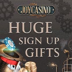 Joy Casino Review And Bonus